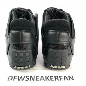 518a95c8e8d Jordan Shoes - Air Jordan 18 Low OG 2003 Black Men Sz 12